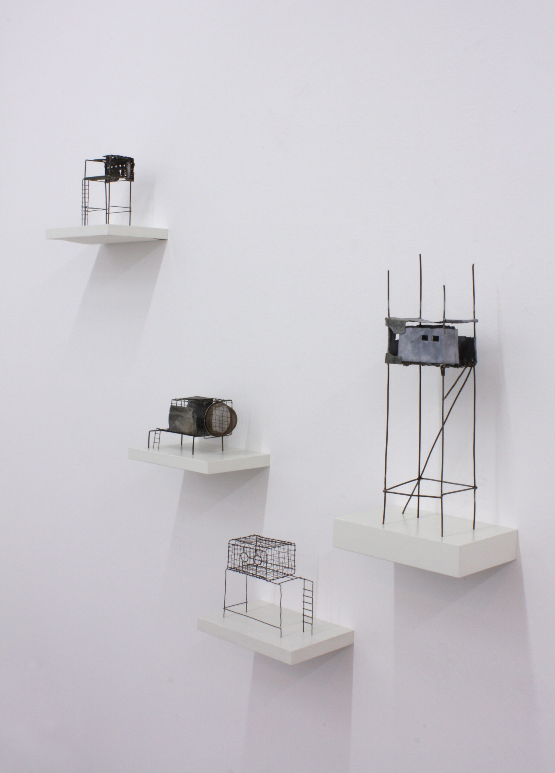 Cages Installation