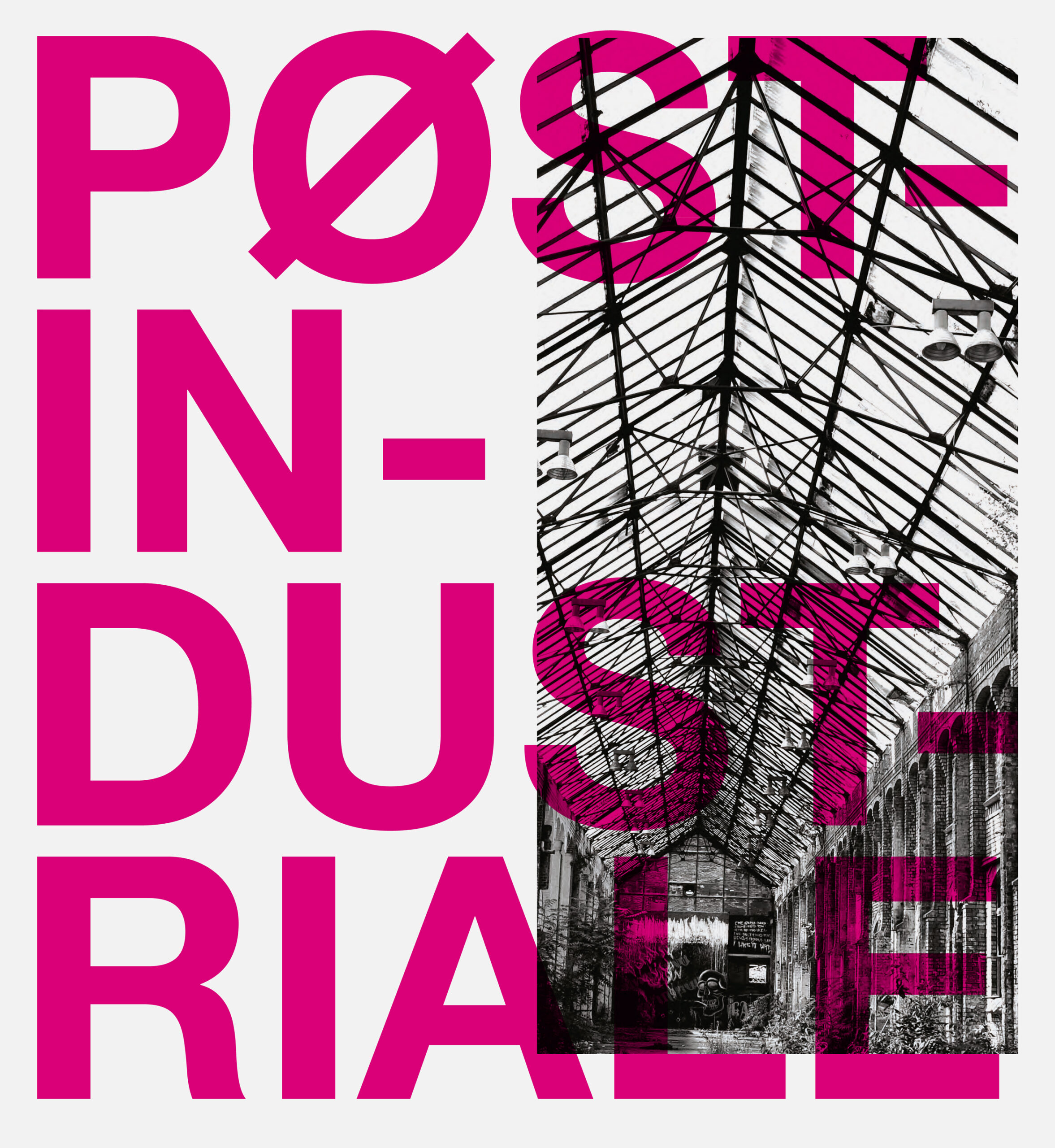 Einladung Postindustriale Tapetenwerk